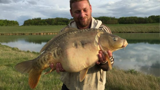 Carp Fishing in East Anglia